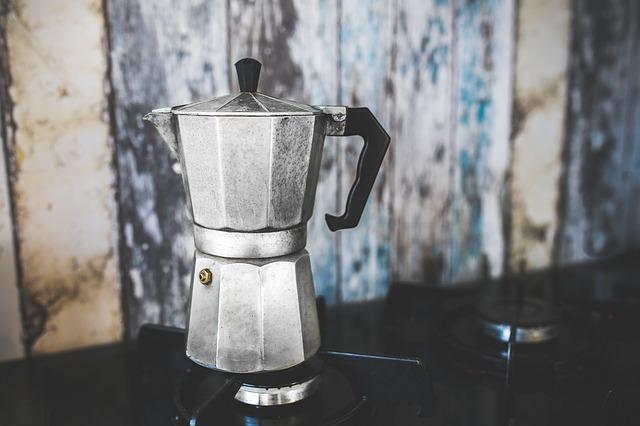 Percolateur café italien