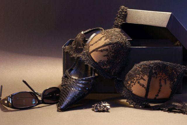 lingerie-noire